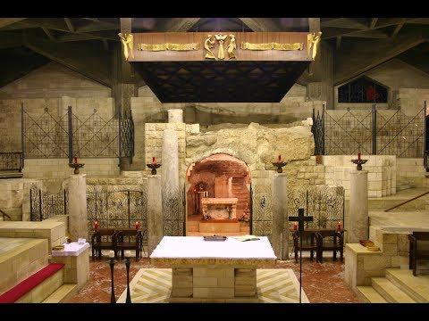 Nazareth - Basilica Of The Annunciation