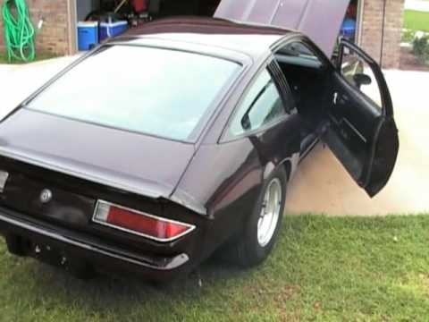 77 Monza For Sale Mpg Youtube