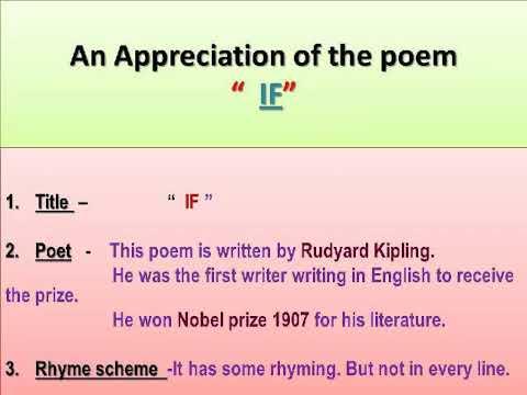 if by rudyard kipling pdf
