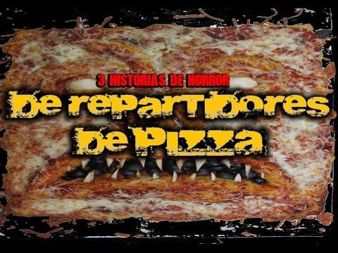 Tres historias de horror de repartidores de pizza | DrossRotzank