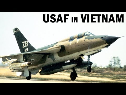 US Air Force Participation in the Vietnam War | USAF Documentary | 1963