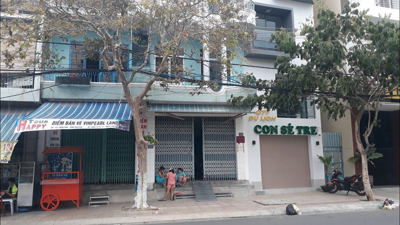 Bán Đất Nha Trang: Lô đất mặt biển xây khách sạn giá rẻ Trần Phú Nha Trang