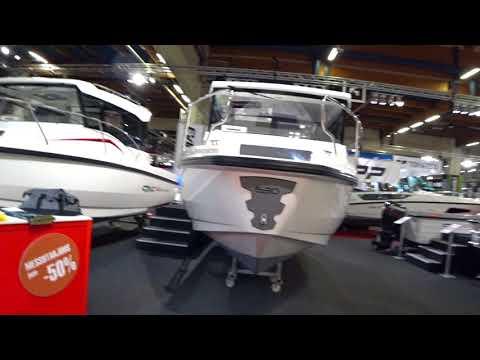 Vene Bat 2018 HELSINKI! Выставка катеров  и лодок в Финляндии 2018 !!!