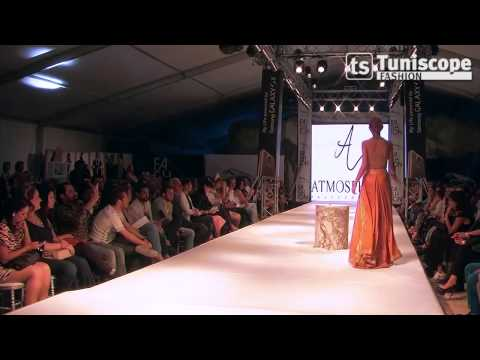 Fashion week Tunis 2014 - Défilé de Mouna Ben Braham Chérif