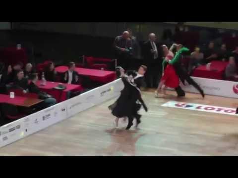 Abel Madis & Galkina Aleksandra, WDSF 2016 Baltic Cup, Quickstep