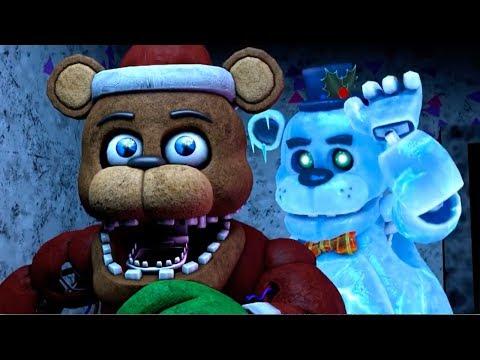 Freddy Frostbear vs Christmas Freddy