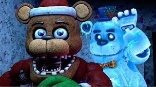 [SFM FNAF] Freddy Frostbear VS. Christmas Freddy