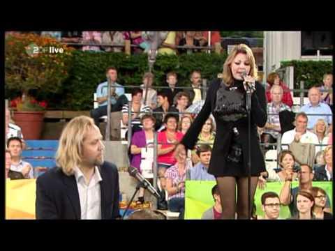 Sandra- May be Tonight(Live 01.07.2012 FernsehGarten )