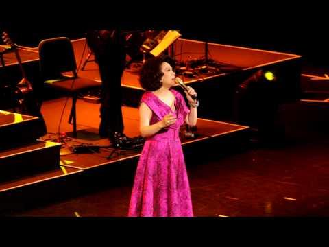 Tsai Chin 蔡琴 - Golden Melody Concert 2012 - 恰似你的溫柔