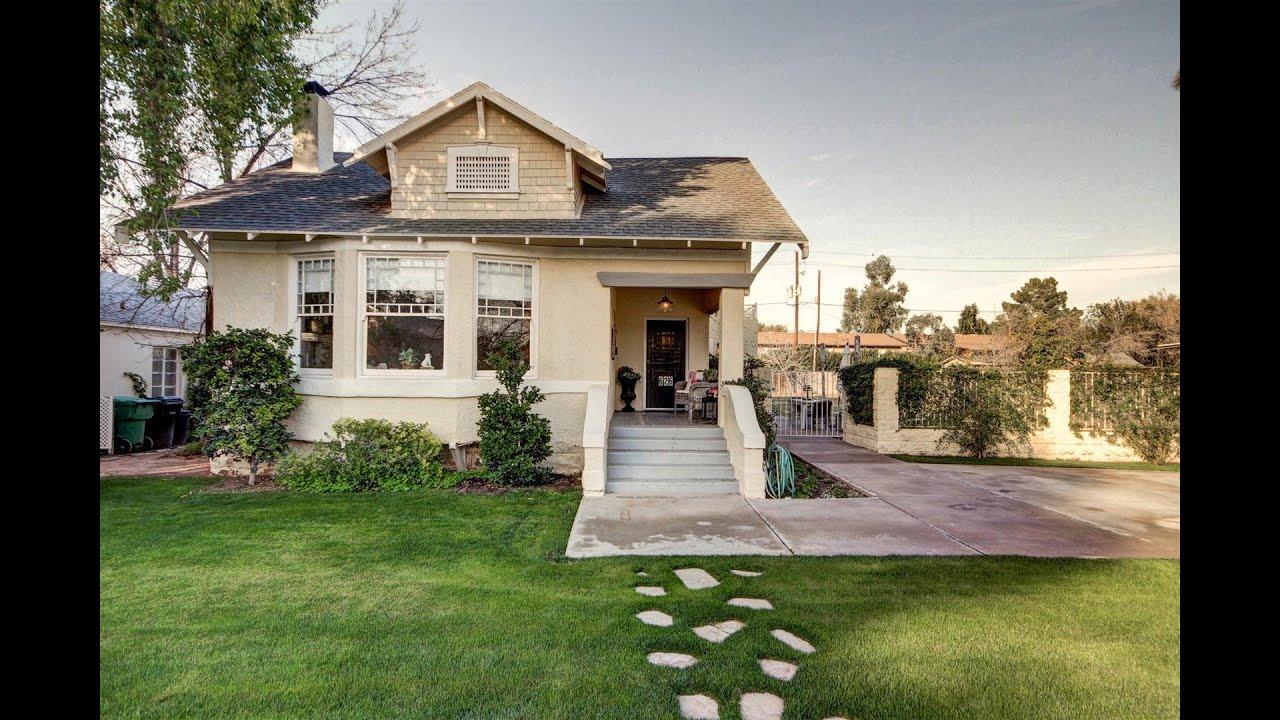 626 N Robson St Mesa AZ 85201  Evergreen Historic
