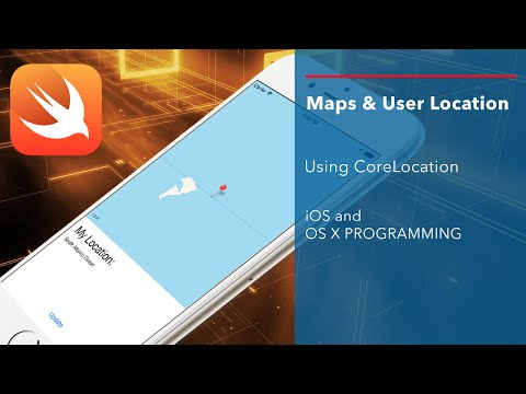 iOS Swift Tutorial: Location and Maps