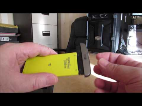 LG G5 Cam Plus fix (how to overcome the flashing red LED of