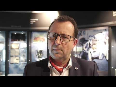 Martin Malík po zasedání VV FAČR dne 15. 12. 2020
