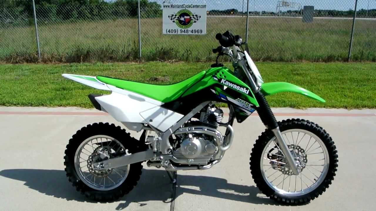 overview and review 2013 kawasaki klx140 recreation dirt