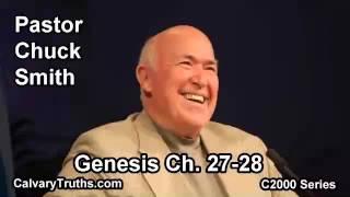 01 Genesis:27-28 - Pastor Chuck Smith - C2000 Series