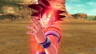 Dragonball Raging Blast 2: Goku