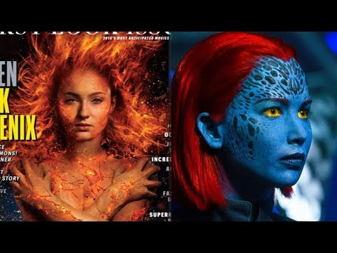 X-Men: Dark Phoenix FIRST LOOK Photos & Jennifer Lawrence Explains Her Return