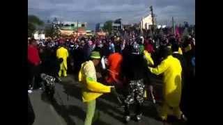 Carnaval San Miguel Tenancingo Tlaxcala 2015 [Colonia La Victoria]