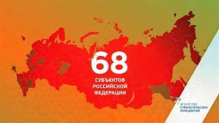Всероссийский конкурс лучших практик и инициатив социально-экономического развития регионов
