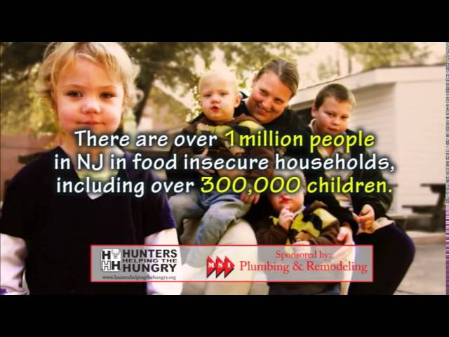 MSI Plumbing & Remodeling Supports Hunters Helping the Hungry
