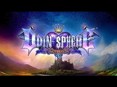 Unboxing Odin Sphere Leifthrasir Storybook Edition PS4