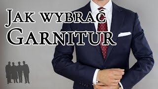 Klasyczny garnitur – na co zwrócić uwagę przy zakupie - Czas Gentlemanów