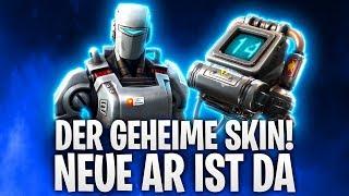 DER GEHEIME SKIN! NEUE AR IST DA! 🔥 | Fortnite: Battle Royale