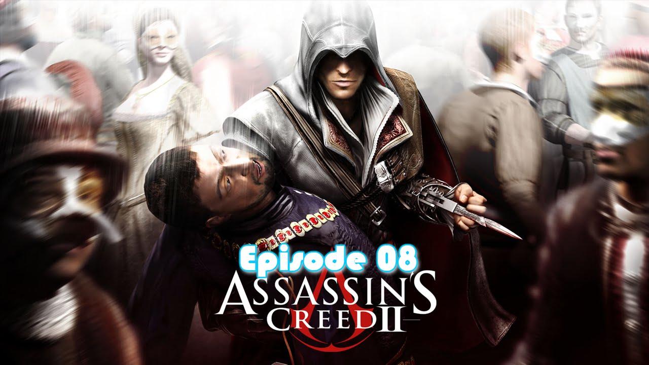 Ep 08 Assassin S Creed Ii Lorenzo De Medici Youtube