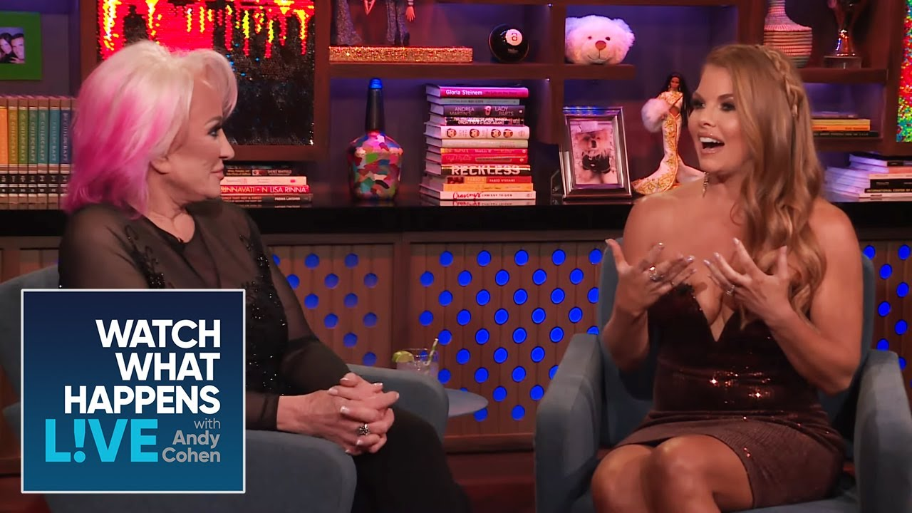 After Show: Brandi Redmond on LeeAnne Locken's Wedding | WWHL