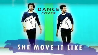 She Move It Like - Badshah | Dance Cover 2018 | Akash Meshram Choreography | Beatbreaker Crew