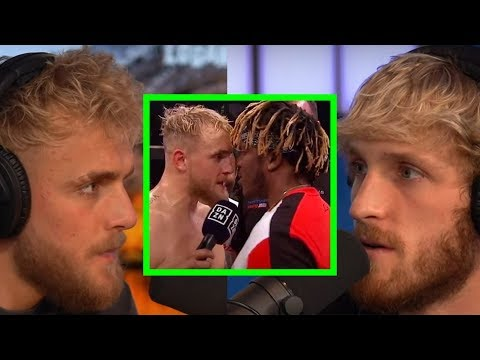 JAKE PAUL: I WILL BEAT KSI IN THE FIRST ROUND