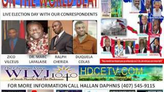 ON THE WORLD BEAT SPECIAL HAITI ELECTION DAY PART 4.wmv