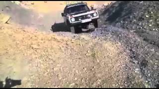 Lada Niva Türkiye - Lada 4x4 Engel Tanımaz