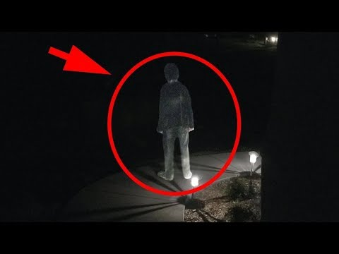 Top 10 Unbelievable Real Ghost Sightings Caught On Tape
