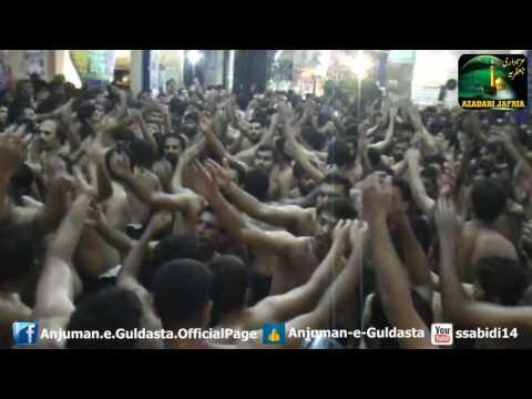 Anjuman e Guldasta e Jaffria - 09 Zil Hajj 2016 Bibi Pak (S.A) Daman Lahore