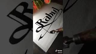 Stylish name Rahul... 2019 tiktok video