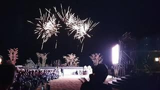 영천한약축제 불꽃쇼