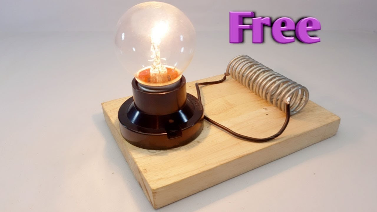 Generator Free Energy Self Running Using By Magnet in ...