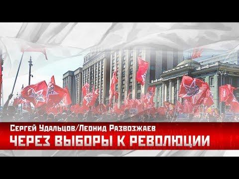Сергей Удальцов/Леонид Развозжаев: