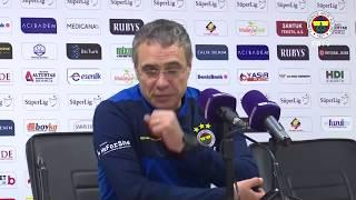 Maç Sonu Açıklamalar (Teknik Direktörümüz Ersun Yanal ve Nabil Dirar)