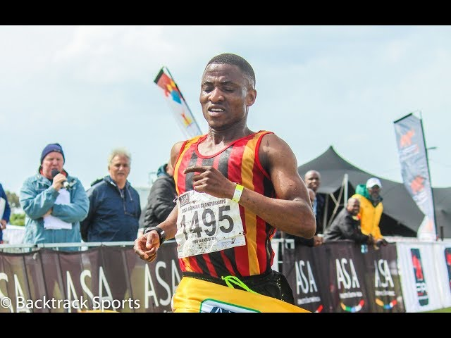 Precious Mashele once again crowned SA 10km XC Champ