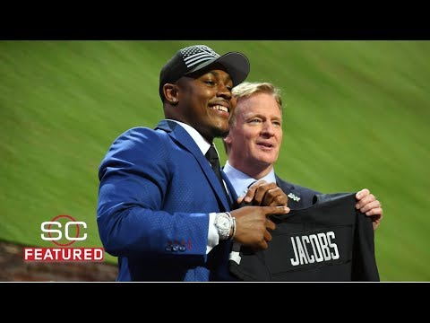 Josh Jacobs' rise from homelessness to becoming a 2019 NFL draft first-round pick | SC Featured