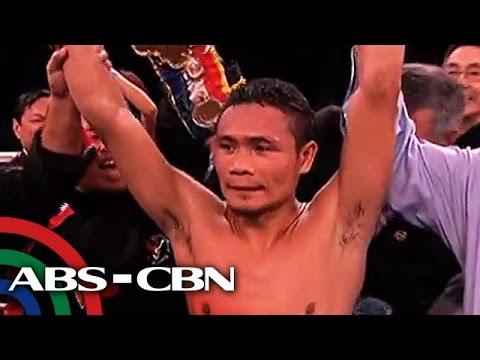 TV Patrol: Nietes, nasungkit ang bagong WBO International flyweight title