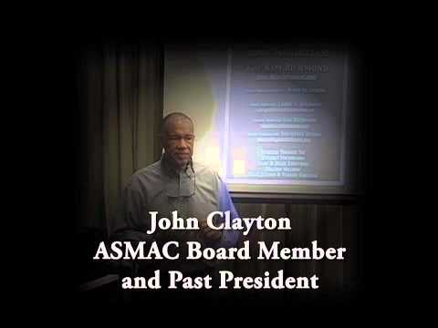 John Clayton about American Society of Music Arrangers & Composers.mov