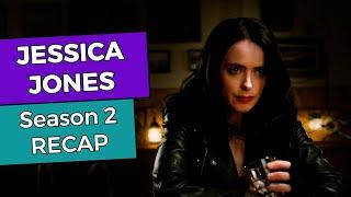 RECAP!!! - Jessica Jones: Season 2