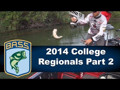 2014 College Bass Regionals Part 2