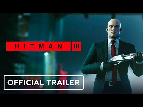 Hitman 3 - Official Launch Trailer