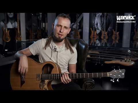 My Warwick Alien Acoustic Bass Review