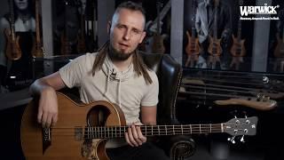 My Warwick Alien Acoustic Bass Review