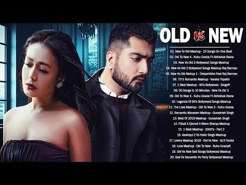 Old Vs New Bollywood Mashup Songs 2020 | Hindi Songs Mashup 2020 April |90's Bollywood Songs Live 🔴